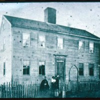 Mansfield home, Central Street, Saugus