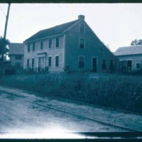 N. Hawkes home, Water Street, North Saugus