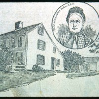 Hannah Hawkes home, North Saugus