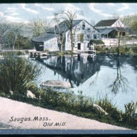 North Saugus, Howletts Mill, Water Street