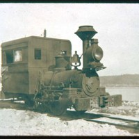 North Saugus, Little Train, it took fill from Hawkes to build the reservoirs, it went across Rt. 1