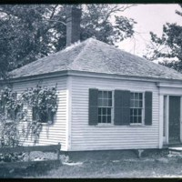 North Saugus, Old School house, Location Walnut Street, Still standing, school was held here by Hawkes