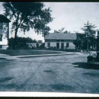 North Saugus, School & blacksmith shop, Walnut & Wat?