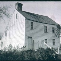 Oaklandvale, situated opposite the fork of the Wakefield & Melrose Roads, Samuel Boardman House, one of the oldest in Essex County, 1638 - 40