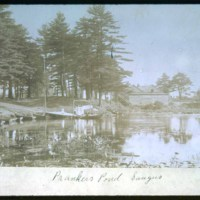 Pranker Pond, Saugus Center, Appleton Street