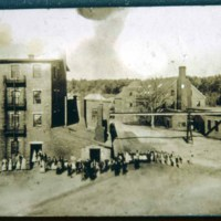 Pranker's Mill & workers, 1906