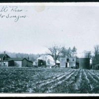 Rt. Hallet Farm, later Edmonds Farm
