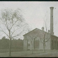 Saugus & Lynn, pumping station, North Saugus