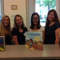 Summer staff at Saugus Public Library