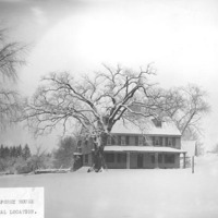 Humphrey House 1885 : original location