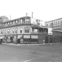 Holden Block at Humphrey and Redington, 1938