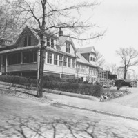 Phillips family home, Greenwood Avenue