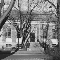 Swampscott Public Library, original building, view 2