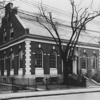 Swampscott Public Library, original building, view 3