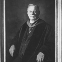 Portrait of Professor Elihu Thomson