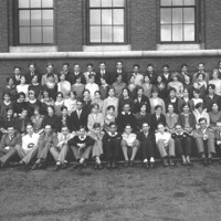 Swampscott High School Class Picture, 1933