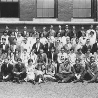 Swampscott High School Class Picture, 1925