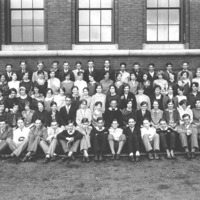 Swampscott High School Class Picture, 1928