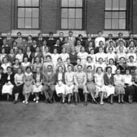 Swampscott High School Class Picture, 1932