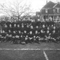 Swampscott High School football team, c. 1915