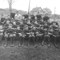 Swampscott High School football team, 1916