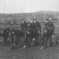 Swampscott High School football team, 1913