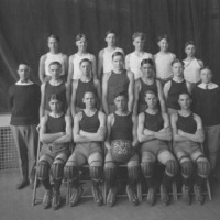 Hadley Junior High Basketball Team : 1925-1926