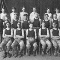 Hadley Junior High Basketball Team : 1926-1927