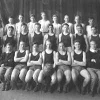Hadley Junior High Basketball Team : 1927-1928