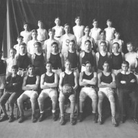 Hadley Junior High Basketball Team : 1928-1929