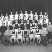 Hadley Junior High Basketball Team : 1929-1930