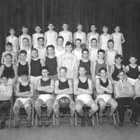 Hadley Junior High Basketball Team : 1931-1932