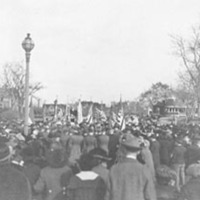 Armistice Day Observance, 1931