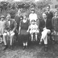 Portrait of the Stone family