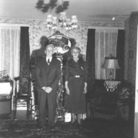 Portrait of Mr. and Mrs. Fred Sullivan