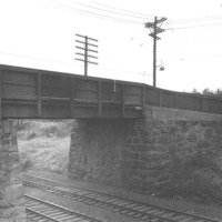 Danvers Road bridge, view 1