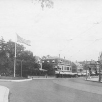 Monument Square and Humphrey Street