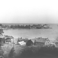 View of Swampscott, Massachusetts from Greenwood Avenue
