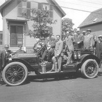 Swampscott Fire Department, first fire truck