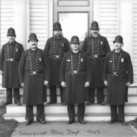 Swampscott Police Department, 1903