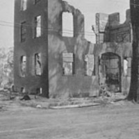 Building destroyed by the Great Salem Fire