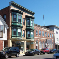 Building at 13-15 Albion Street, Wakefield, Mass.