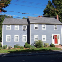 House at 15 Eaton Street, Wakefield, Mass.