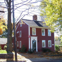 House at 40 Church Street, Wakefield, Mass.