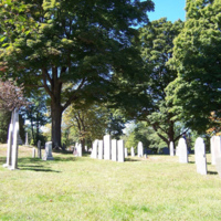 Old Burying Ground, Wakefield, Mass.