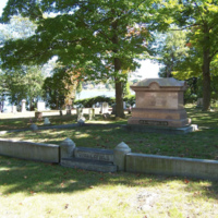 Wakefield family plot, Lakeside Cemetery, Wakefield, Mass.
