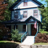 House at 15 Lawrence Street, Wakefield, Mass.