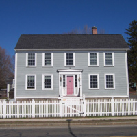 House at 194 Main Street, Wakefield, Mass.