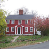 House at 1 Prospect Street, Wakefield, Mass.
