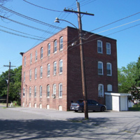 Building at 276-278 Water Street, Wakefield, Mass.